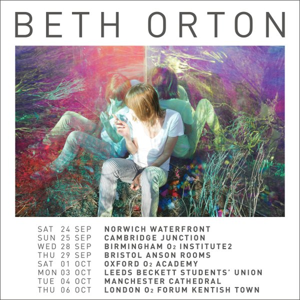 UK 2016 tour